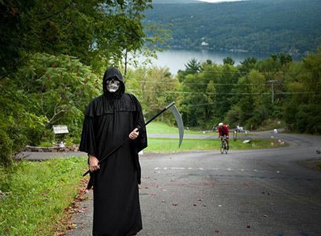 Grim Reaper on Bopple Hill