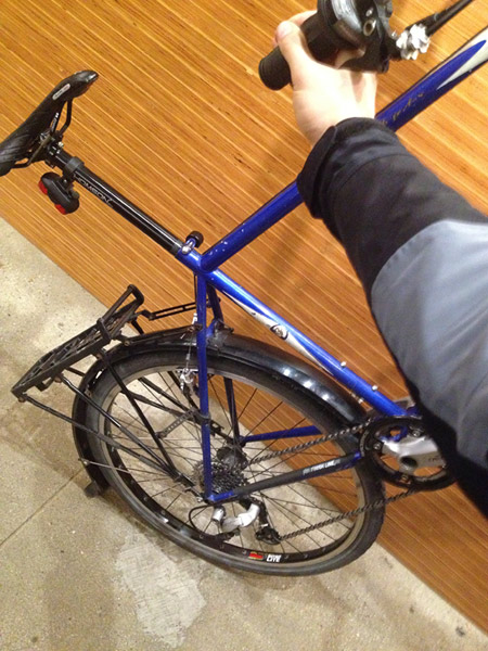 planet bike mtb fender elevator wheelie