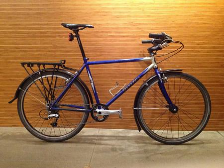 Planet Bike Portlandia configuration